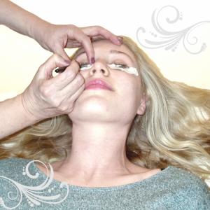 Eye Lash Tinting at Elements Beauty Spa